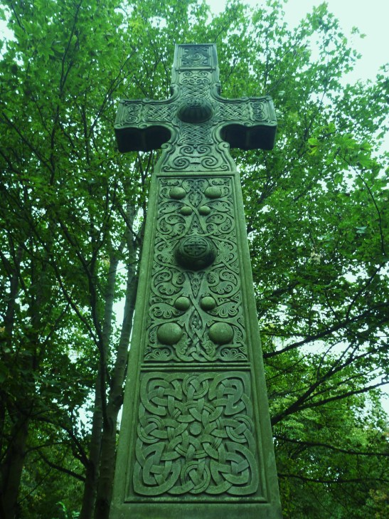 McGlashen High Cross, Warriston Cemetery, Edinburgh