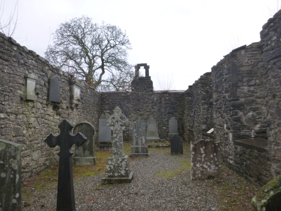 Old Kirk, Aberfoyle, Highlands, Scotland