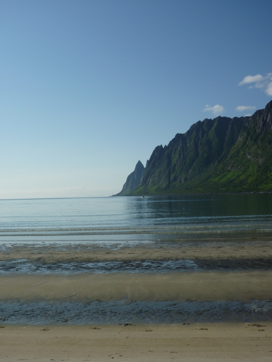 The Devil's Teeth Senja Norway Arctic Lapland