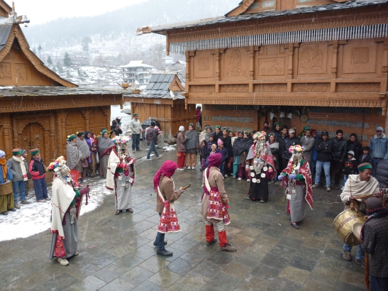 Kinnauri Dance
