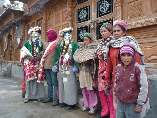 Kalpa Dancers