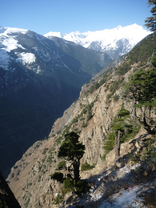 Sutlej Canyon