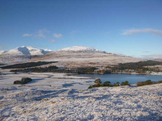 Rannoch Moor & The Black Mount