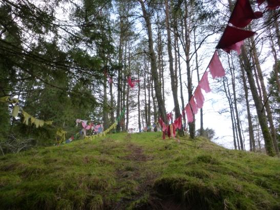 Fairy Hill, Samye Ling