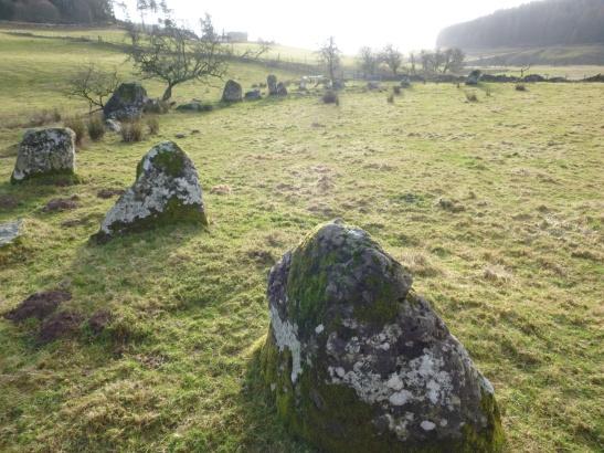 Girdle Stones