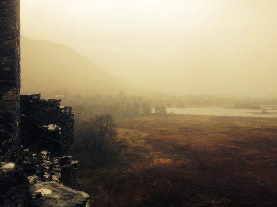 Kilchurn Mist