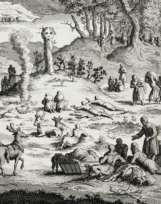 1724_fr._Religious_Ceremonies_of_the_World_by_Picart,_Nordic_Sami_people